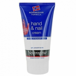 Крем для рук и ногтей Neutrogena Hand & Nail Cream Soft, smooth hands