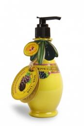 """Крем для рук и ногтей омолаживающий и увлажняющий """"Viva Oliva"""" с оливковым и виноградным маслом"""
