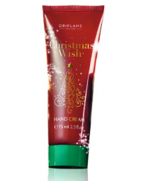 "Крем для рук Oriflame ""Christmas Wish"""