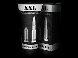 Крем мужской XXL Power Life для увеличения полового члена