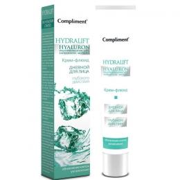 Дневной крем-флюид глубокого действия для лица Compliment Hydralift Hyaluron