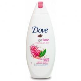 """Крем-гель для душа Dove """"Пробуждение чувств"""" аромат граната и лимонной вербены"""