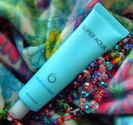 Крем-лифтинг для кожи вокруг глаз Missha Super Aqua Lifting Eye Cream
