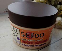 """Крем-масло Seondo для рук и тела """"Сладкий миндаль"""""""