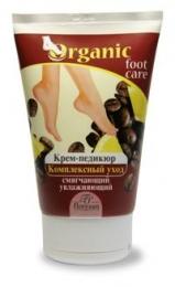 """Крем-педикюр Floresan Organic foot care """"Комплексный уход"""""""