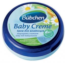 Крем под подгузник Bubchen Baby Creme