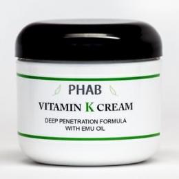 Крем для лица Phab с витамином К и маслом страуса эму