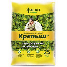 """Грунт питательный прессованный для рассады """"Крепыш"""" Фаско"""