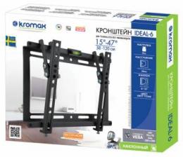 Кронштейн для телевизора Kromax ideal-6