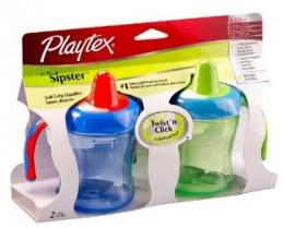 Кружка-непроливайка Playtex Sipster