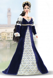 Кукла Barbie Princess of the Renaissance Italy