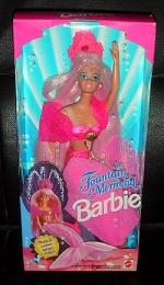 Кукла Fountain Mermaid Barbie
