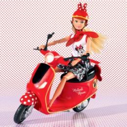 Кукла Simba Штеффи Minnie Mouse на мопеде