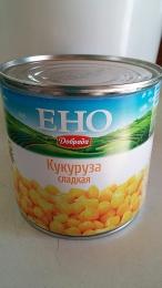 """Кукуруза сахарная Добрада """"EHO"""""""