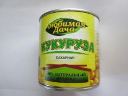 """Кукуруза сахарная """"Любимая дача"""""""