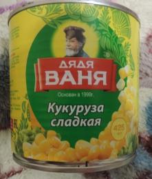 """Кукуруза сладкая """"Дядя Ваня"""""""