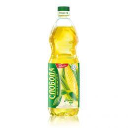 Кукурузное масло Слобода Рафинированное