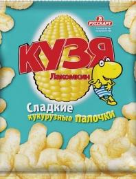 Сладкие кукурузные палочки «Кузя Лакомкин»
