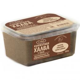 """Кунжутная халва с какао """"Сокровища Сезама"""" приготовленная по традиционному рецепту"""