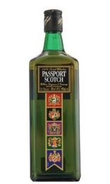 Купажированный шотландский виски Passport Scotch