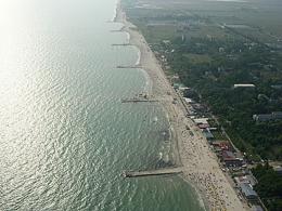 Курорт Железный порт (Украина)