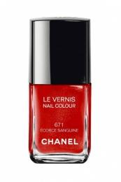 Лак для ногтей Chanel Ecorce Sanguine 671