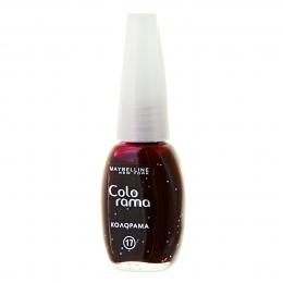 Лак для ногтей Colorama от Maybelline NY оттенок №17