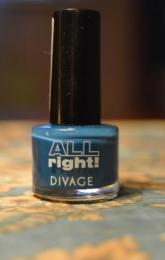"Лак для ногтей Divage ""All right!"" #10"