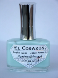 Лак для ногтей El Corazon Jelly 423/58