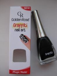 Лак для ногтей Golden Rose Graffiti №16