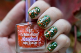 Лак для ногтей Golden Rose Carnival №20