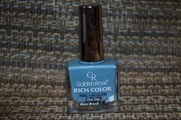Лак для ногтей Golden Rose Rich Color №15