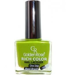 Лак для ногтей Golden Rose Rich Color №36