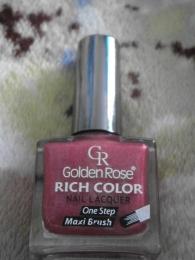 Лак для ногтей Golden Rose Rich Color №51