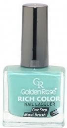 Лак для ногтей Golden Rose Rich Color №65