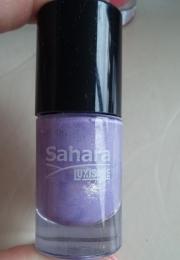 """Лак для ногтей Lux Visage """"Sahara"""" №52"""