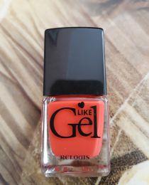 Лак для ногтей Relouis с гелевым эффектом Like Gel тон №17