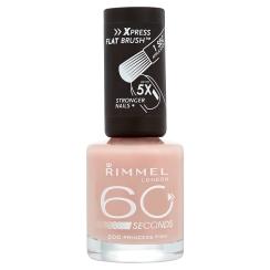 """Лак для ногтей Rimmel 60 Seconds 200 """"Princess Pink"""""""