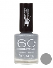 """Лак для ногтей Rimmel 60 Seconds 805 """"Grey Matter"""""""