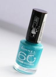 Лак для ногтей Rimmel 60 Seconds 825 sky high