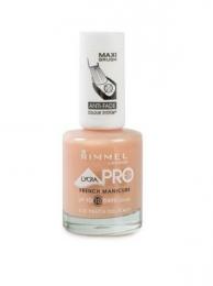 Лак для ногтей Rimmel Lycra PRO №470 Peach Delicacy