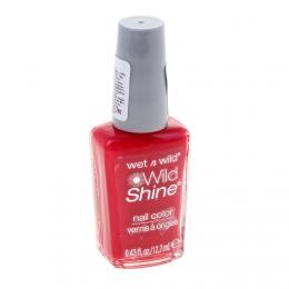 Лак для ногтей Wet n Wild Wild Shine red