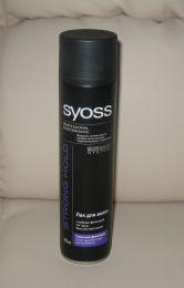 Лак для волос Syoss Strong Hold