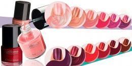 Лаки для ногтей Oriflame «100% цвета»