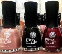 Лаки для ногтей Pink UP