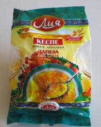 "Лапша для супа Кеспе ""Лия"" яичная"