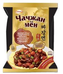 """Лапша корейская быстрого приготовления """"Doshirak"""" Чачжан мён с оригинальным соусом Чачжан"""