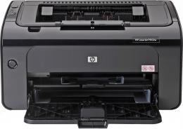 Лазерный принтер HP LaserJet Pro P1102w