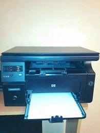 Лазерный принтер HP LaserJet M1132 MFP