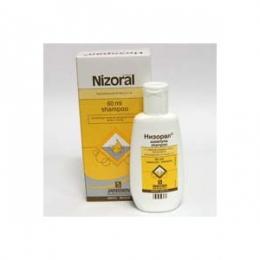 Лечебный шампунь от перхоти Низорал